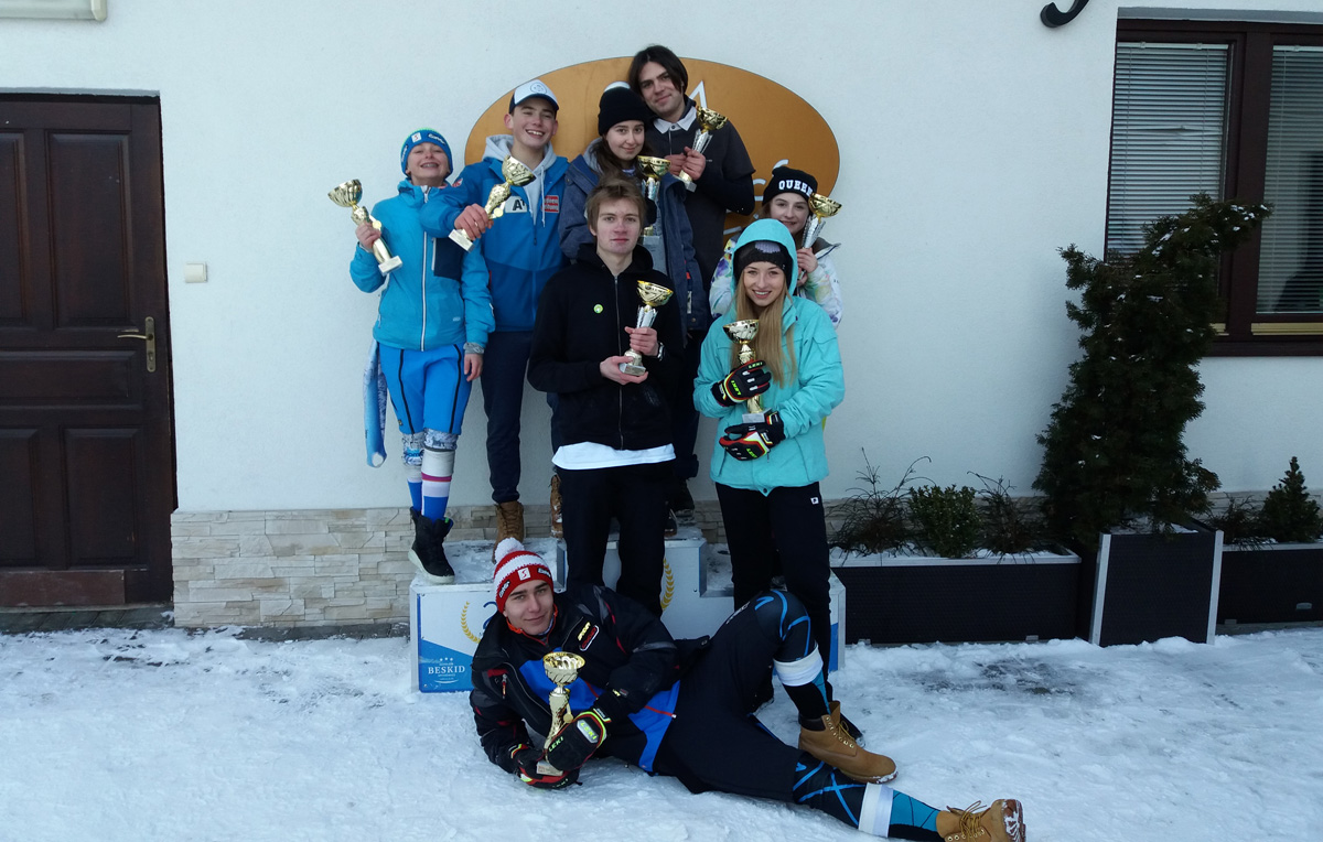 VIII Zawody o Puchar Dyrektora Prywatnego Akademickiego Centrum Kształcenia w Narciarstwie Alpejskim i Snowboardzie